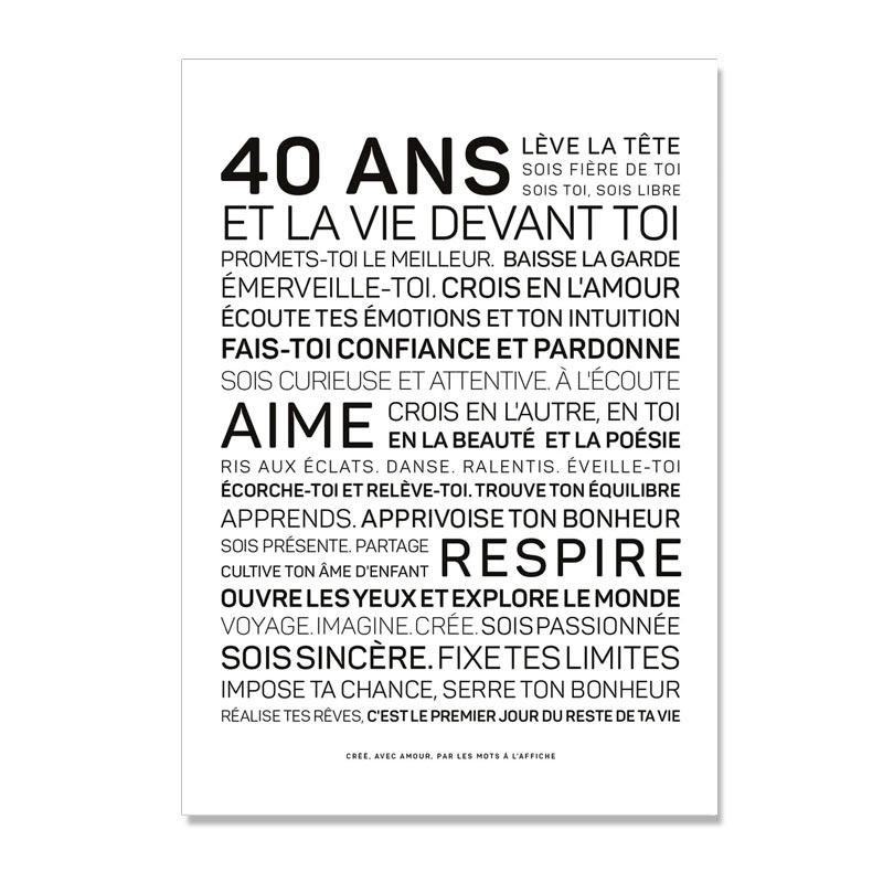 Quel cadeau offrir à une femme de 40 ans @bonjourbibiche